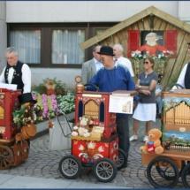 Rudi, Gerd und Dieter in Aalen, 22.6-a